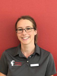 Sarah Untied - Tierärztin in der Tierarztpraxis am Landhagen